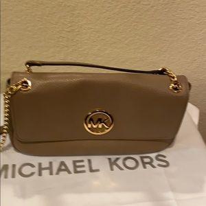 Michael Kors small Fulton shoulder bag